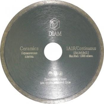 Диск алмазный 1A1R CERAMICS 180х1,6х5х22,2