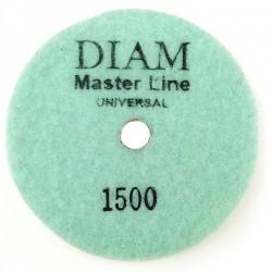 Алмазный гибкий шлифкруг 100х2,5 1500 Master Line Universal