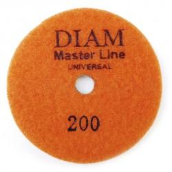Алмазный гибкий шлифкруг 100х2,5 200 Master Line Universal