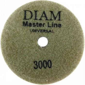 Алмазный гибкий шлифкруг 100х2,5 3000 Master Line Universal