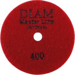 Алмазный гибкий шлифкруг 100х2,5 400 Master Line Universal