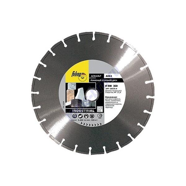 Диск алмазный 400/25.4 мм AW-I