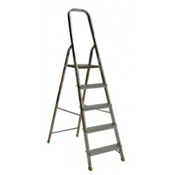 Лестница-стремянка 6 ст алюминиевая