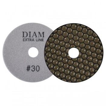 Алмазный гибкий шлифкруг 100х2,0 30 Extra Line