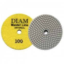 Алмазный гибкий шлифкруг 100х2,5 100 Master Line Universal