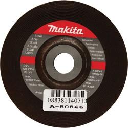 Круг шлифовальный 150/6х22 по нержавеющей стали