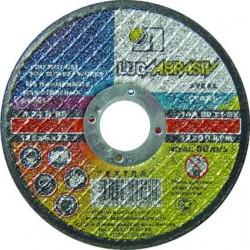 Круг шлифовальный по металлу 125/6х22 14А