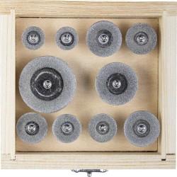 Мини-круги с алмазным напылением 10 шт