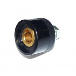 Панельная розетка 35-50 мм