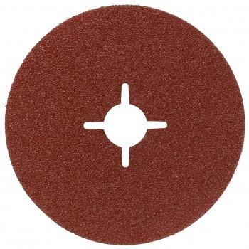 Шлифкруг фибровый 180 мм K120