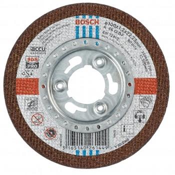 Круг отрезной по металлу Expert for Metal 100х1,2 SDS-Pro