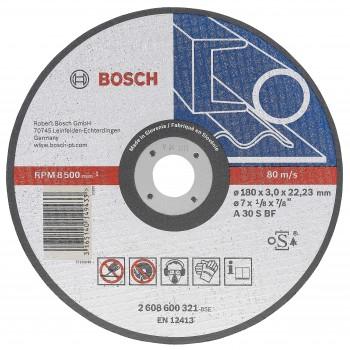 Круг отрезной по металлу Expert for Metal 180/3х22
