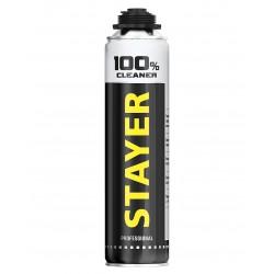 Очиститель монтажной пены 100% Cleaner 500 мл