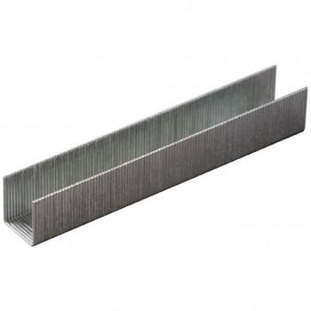 Скоба 10 мм ЭКСПЕРТ  500 шт из нержавеющей стали