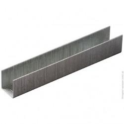 Скоба 8 мм ЭКСПЕРТ  500 шт из нержавеющей стали