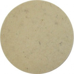 Круг полировальный войлочный мягкий 125 мм
