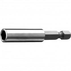 Адаптер для бит 60 мм магн.