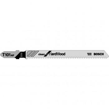 Пилки к лобзику T101AIF Clean for Hard Wood 1шт./5
