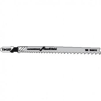 Пилки к лобзику T345XF Progressor for Wood and Metal 1шт./100
