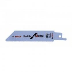 Полотна для сабельной ножовки по металлу S 522 AF Flexible for Metal 5шт.
