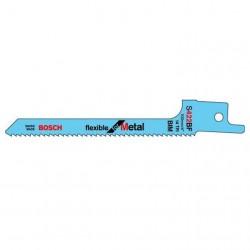 Полотна для сабельной ножовки по металлу S422 BF Flexible for Metal 2шт.