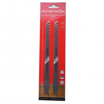 Полотно для ножовочной пилы по дереву 228х205х4,0 мм (2 шт)
