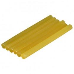 Стержни клеевые желтые сверхсильные 6шт, 12х300мм