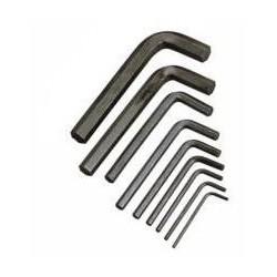 Ключи имбусовые 1.5-10 мм 9шт.