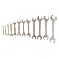 Ключи рожковые ТЕХНО 6-32 мм 12 шт.