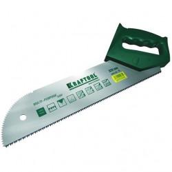 Ножовка KRAFTOOL закал. зуб, универсальная, 300 мм