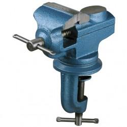 Тиски  60 мм с поворотным механизмом