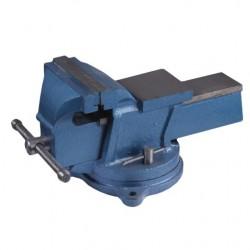 Тиски 150 мм 19 кг с поворотным механизмом