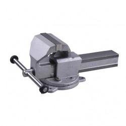 Тиски слесарные с поворотным основанием 140 мм