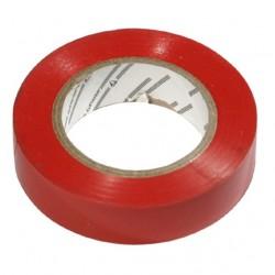 Изолента ПВХ 15мм х 10м х0,18мм красная