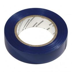 Изолента ПВХ 15мм х 10м х0,18мм синяя