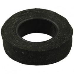 Изолента черная х/б 120 гр.