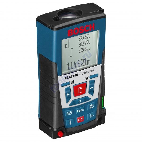 Измеритель длины лазерный GLM 150