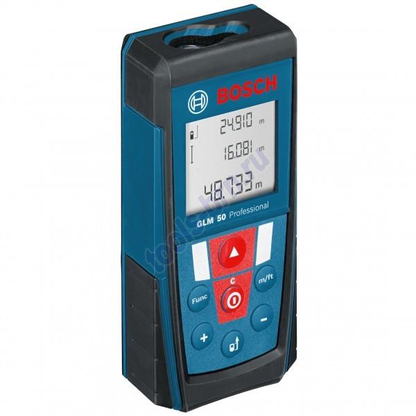 Измеритель длины лазерный GLM 50