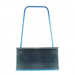 Движок для уборки снега  оцинкованный 750х370х0,8мм