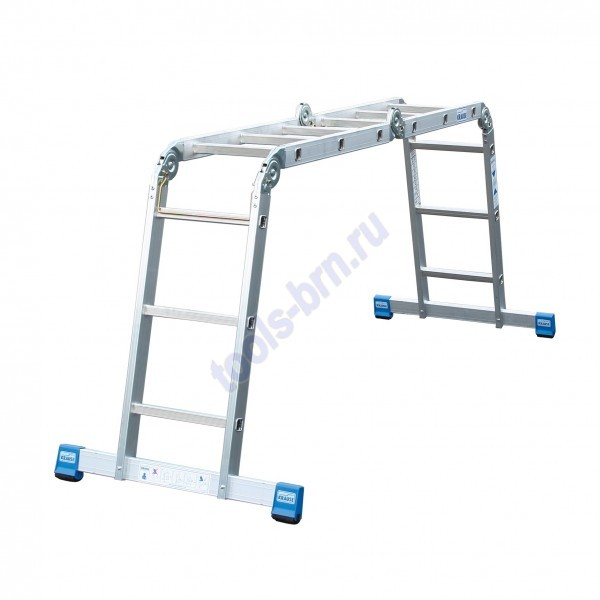 Лестница шарнирная 4х4 4413