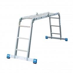 Лестница-трансформер шарнирная 4х3