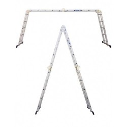 Лестница-трансформер шарнирная 4х5