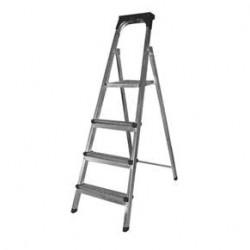 Лестница-стремянка 4 ст стальная Hardax