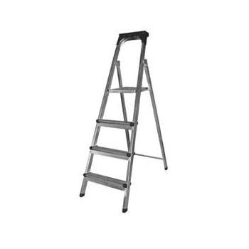 Лестница-стремянка 5 ст алюминиевая Hardax
