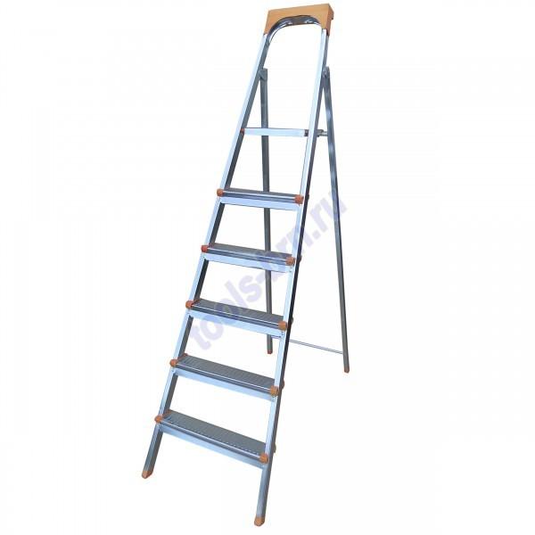 Лестница-стремянка 8 ст Ufuk оцинкованая