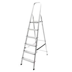 Лестница-стремянка 8 ст алюминиевая
