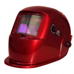 Маска сварщика хамелеон NWT-1 красная