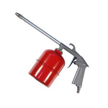 Пистолет для вязких жидкостей